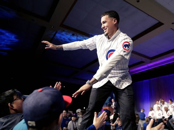 Chicago Cubs' Javier Baez Expecting First Child