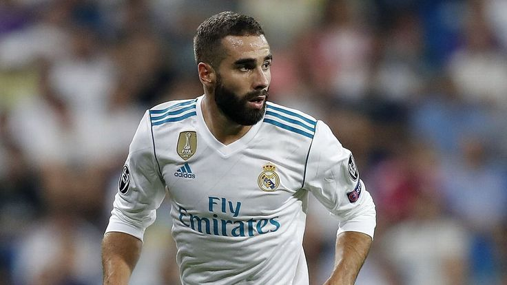 Real Madrid defender Dani Carvajal ruled out with heart problem