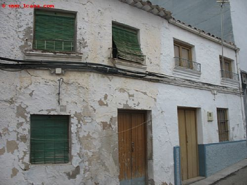 Cheap houses for sale in Spain don't come better than this. Buy next door as well. Cheap Andalucia properties.