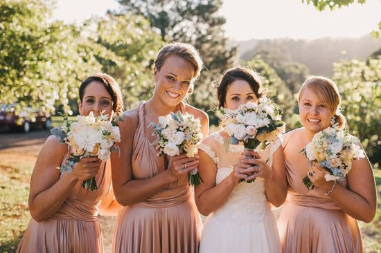 Edward and Emma's Vintage Chic Inspired Hinterland Queensland Wedding Photographer: Todd Hunter McGaw Green Willow Floral Designs