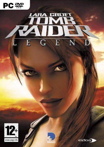 #9: Tomb Raider Legend (Windows XP)
