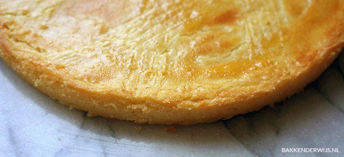 Nederlandse boterkoek recept | Bakkenderwijs #dutch #nederlands #bakken #baking #food #boterkoek