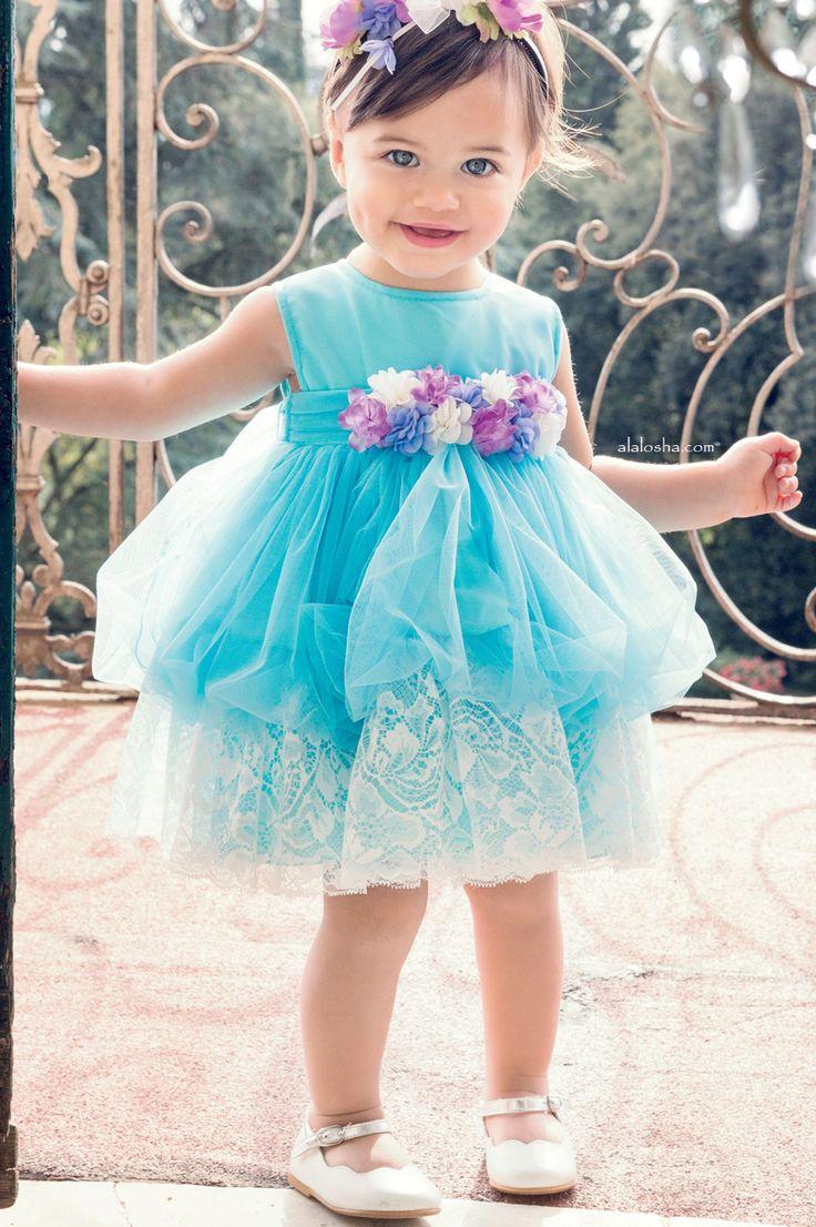 ALALOSHA: VOGUE ENFANTS: Special Ocassion Dresses for your cutie-pie from ALETTA