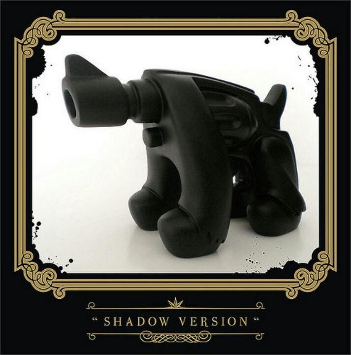"""""""BarkinGun"""" shadow edition"""