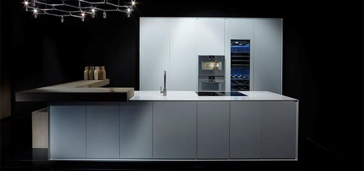Design Kitchen One in Corian by RiFRA.  click here to see more http://www.rifra.com/it/index.aspx