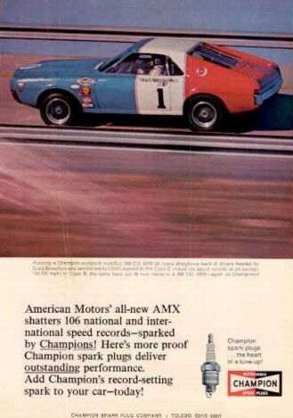 American Motors Muscle Cars And Motors On Pinterest