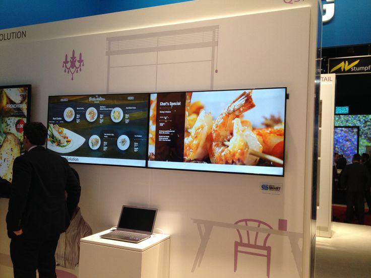 Digital Menù Board | #digitalsignage                                                                                                                                                                                 More