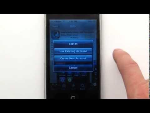 Novitek etäohjauksen asennus Iphone/Ipad-laitteelle.