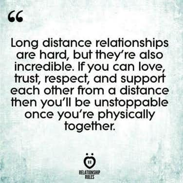 how to keep a long distance relationship with friend