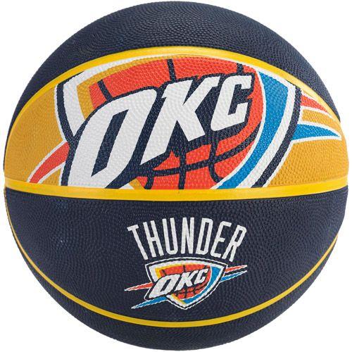 Oklahoma City Thunder Team Ball