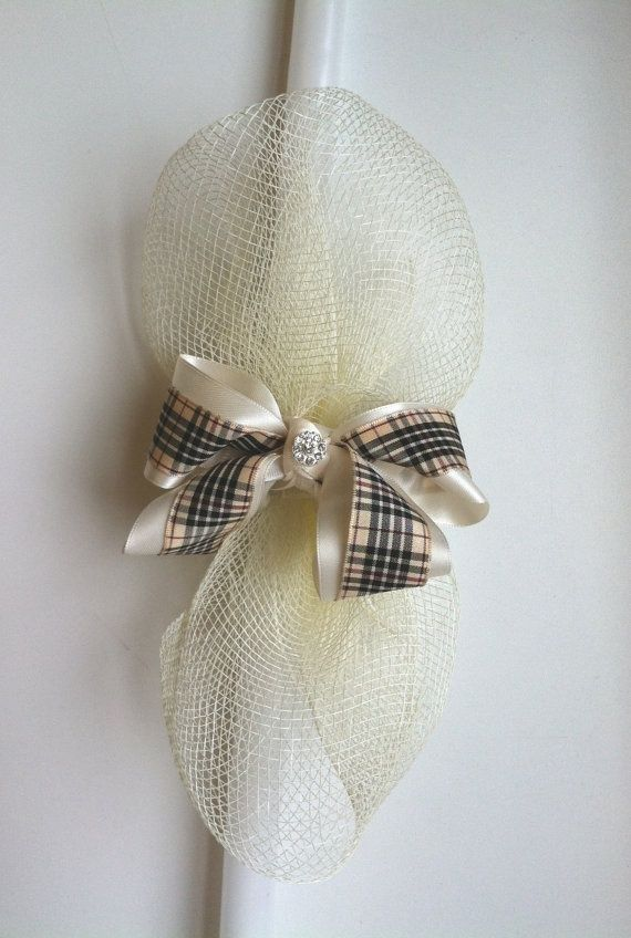 Greek Wedding Shop - Burberry Inspired Easter Candle, $20.00 (http://www.greekweddingshop.com/burberry-inspired-easter-candle/)