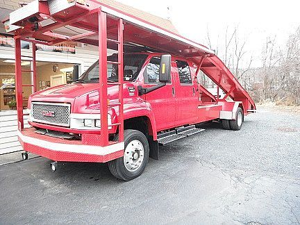 2003 GMC C4500 Car Hauler Tow Truck For Sale in Washingtonville, NY A00082 | Want Ad Digest Classified Ads