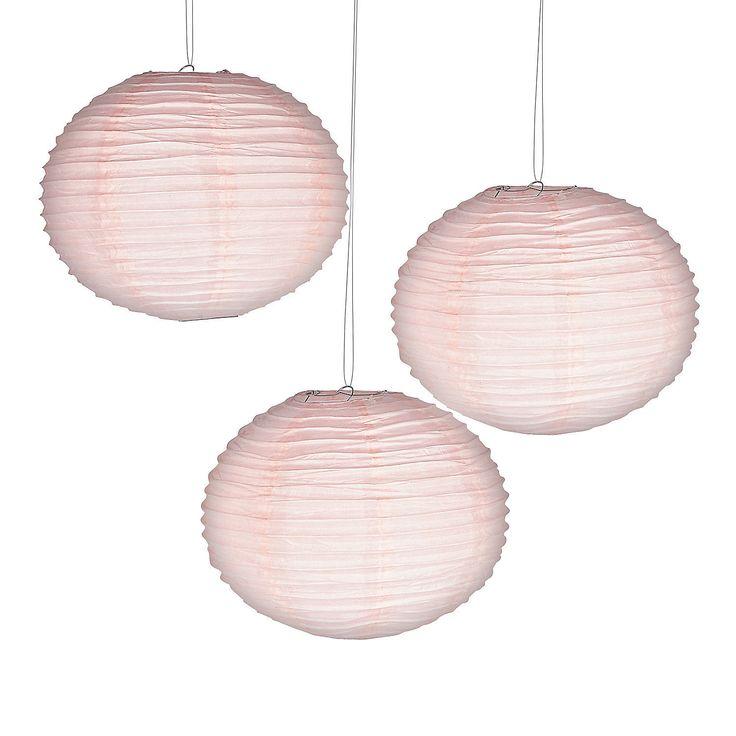 Best 25 hanging paper lanterns ideas on pinterest paper - White hanging paper lanterns ...