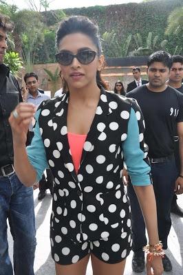 Deepika Padukone At Jabong Jawani Deewani Collection Launch In Four Seasons, Mumbai