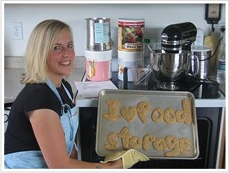 Although this isn't strictly Ememrgency Preparedness, I love her site and recipes using basic shelf stable staples!