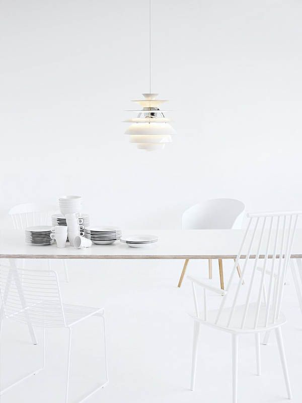 White on White by Louis Poulsen - Design Hunter - UK design & lifestyle blog