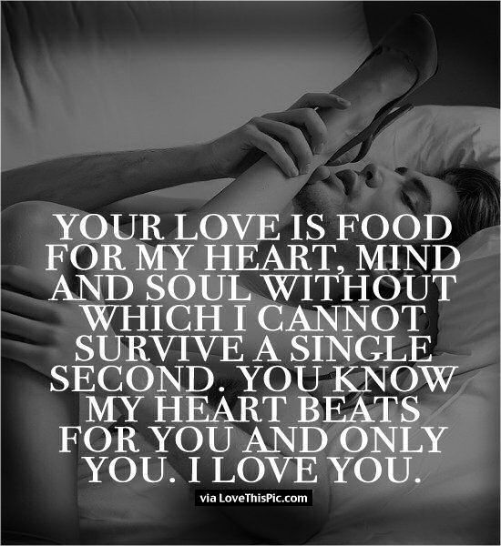 Best love Sayings & Quotes QUOTATION – Image : As the quote says – Description I Love Your Love love love quotes quotes quote in love love quote relationship quotes instagram quotes sexy love quotes romantic love quotes Sharing is Love – Don't forget to share...