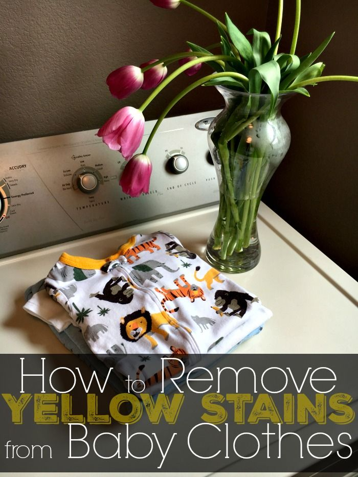 1000 Ideas About Remove Yellow Stains On Pinterest