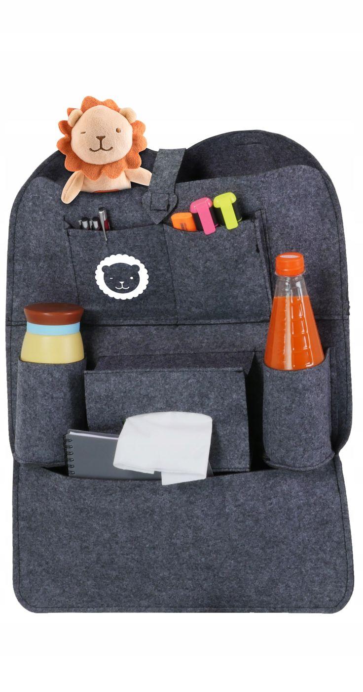 Organizer Na Fotel Samochodowy Lionelo Ochraniacz 7560187626 Oficjalne Archiwum Allegro Baby Car Seats Car Seats Kids
