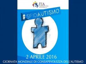 Giornata Mondiale della Consapevolezza dellAutismo il Municipio si illumina di blu