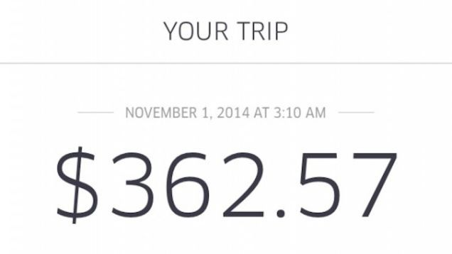 Resourceful Woman Crowdsources Ridiculous $362 Halloween Uber Fare