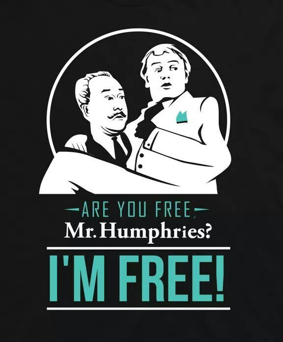 Are You Free Mr Humphries