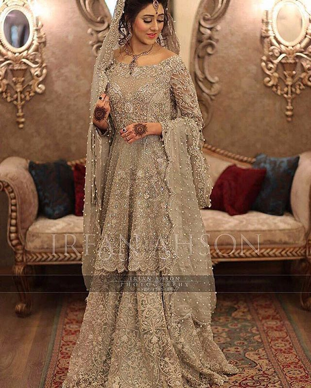This Bridal By @suffusebysanayasir Is Straight Out Of A