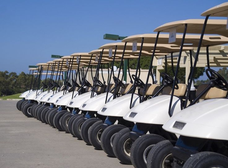 The cost of new golf carts has dissuaded many would-be owners, but it is possible to find used golf carts in great condition at a fraction of the price.