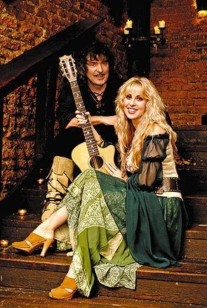 Blackmore's Night (How perfectly epic is it that their band name is a combination of their names? Ritchie Blackmore and Candice Night. It just seems to fit their music so well :D)