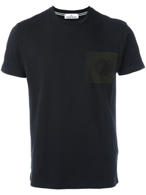 STONE ISLAND 'Dot Compass' T-shirt. #stoneisland #cloth #t-shirt