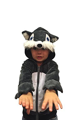 Halloween Costumes Kids Wolf Costume Boys Sweatshirt Halloween Costume (4-6yr) > You can find more details at http://www.amazon.com/gp/product/B0157Y9V7Q/?tag=wwwcatscratch-20&za=280716035036