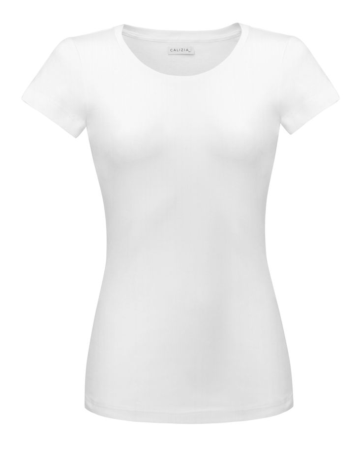 WHITE__TSHIRT CALIZIA by 1000shirt
