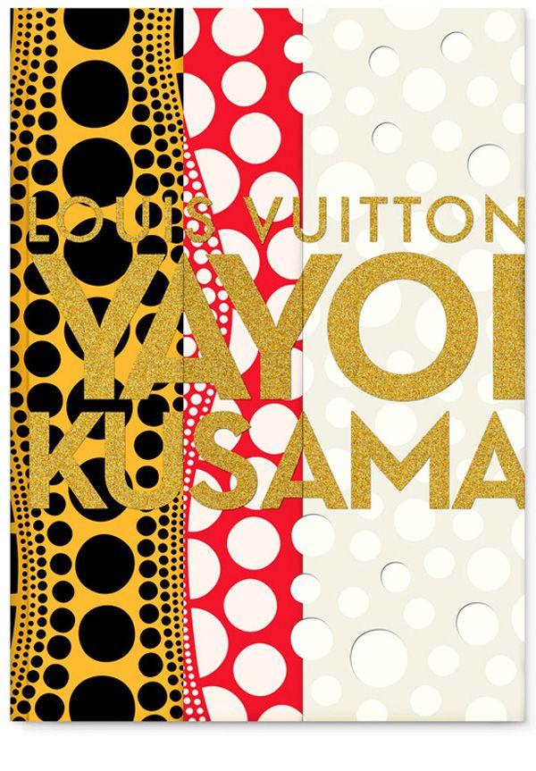 Louis Vuitton/Yayoi Kusama Book