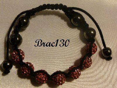 Shambala Bracelet #brac130