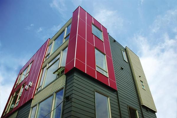 Reveal Fiber Cement Panels From James Hardie Building