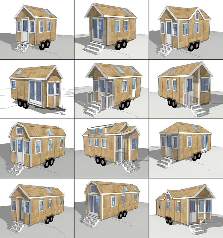 Tiny house payment plan