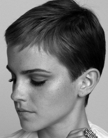 I read this article and thought it was so beautifully written and just had to share it. ON SHORT HAIR (c1988) from American(?) Vogue by Joan Juliet Buck Joan Juliet Buck, a devoted short-hair conv…