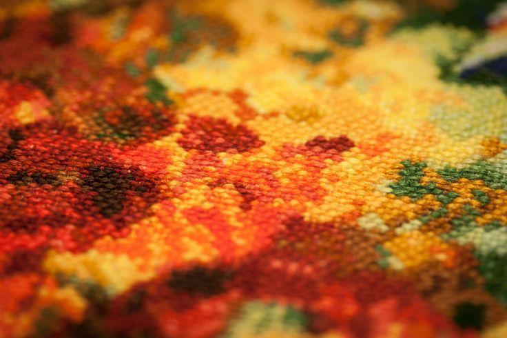 Amazing cross-stitching - Imgur
