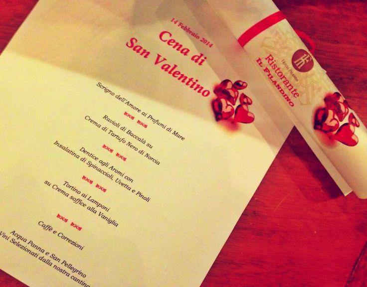 #saintvalentine #sanvalentino #hotelfilanda #ristoranteilfilandino #ilfilandino #cittadella #padova #padua #italy #italia #rose #roses #love #romantic #chic #reallove #menu