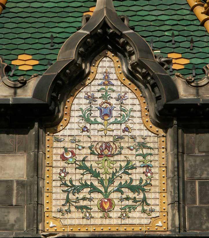 Wirtualne Muzeum Secesji - Secesja w Budapeszcie