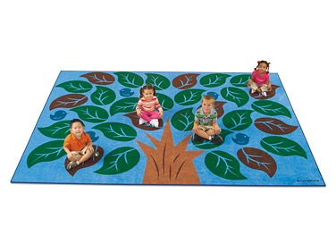 Lakeshore's Colors of Nature® Classroom Carpets add a calming, natural touch to any classroom space—with soft, plush carpets that are inspired by nature!