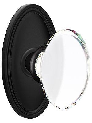 Hampton Glass Egg On Oval. Door Knobs, Pulls U0026 Handles We Love At Design