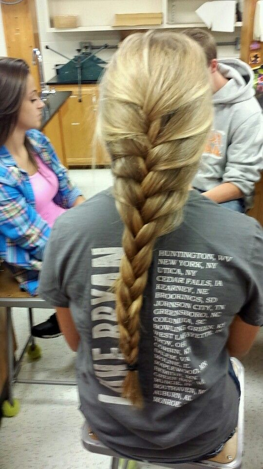 1000 Ideas About Loose French Braids On Pinterest