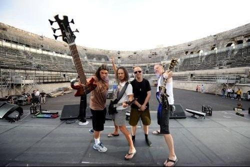 Metallica  Nimes