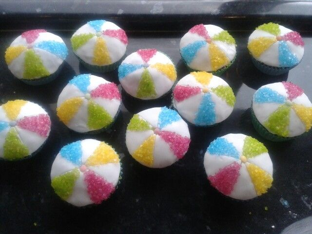Just made these...