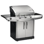 Char-Broil TRU Infrared 3-Burner Gas Grill with Side burner (~$349)