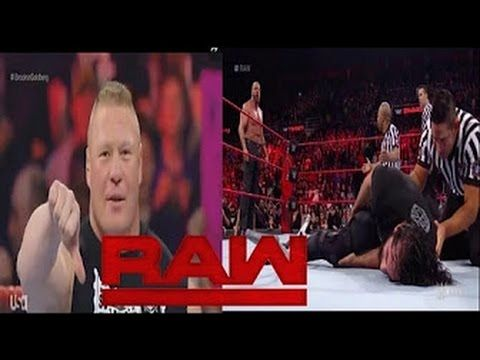 WWE Raw 13 March 2017 Highlights - Monday Night Raw 1/13/17 Highlights