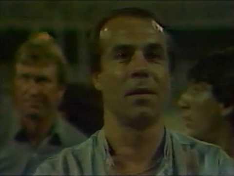 H απονομή του κυπέλλου Ελλάδας 1985 (ΑΕΛ-ΠΑΟΚ 4-1)