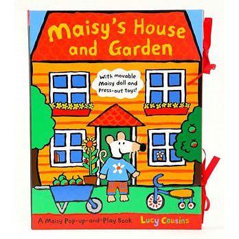 書名:Maisy's House and Garden,語言:英文,ISBN:9781406371253,頁數:3,出版社:Walker Books Ltd.,作者:Lucy Cousins,出版日期:2016/01/01,類別:童書(0-12歲)