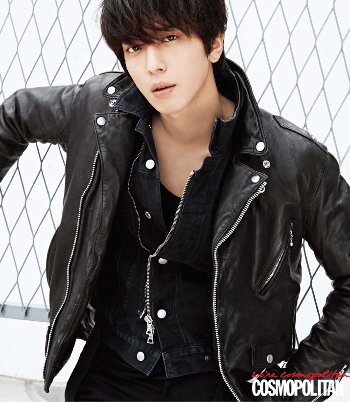 Jung Yong Hwa tells Cosmopolitan he isn't shy when it comes to dating